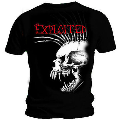 Exploited, The - Bastard Skull