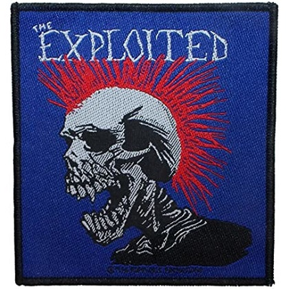 Exploited, The - Mohican Multicolour