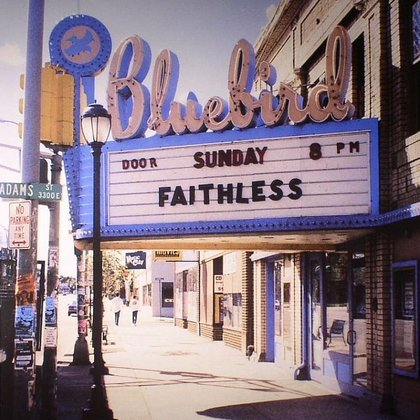 Faithless - Sunday 8PM
