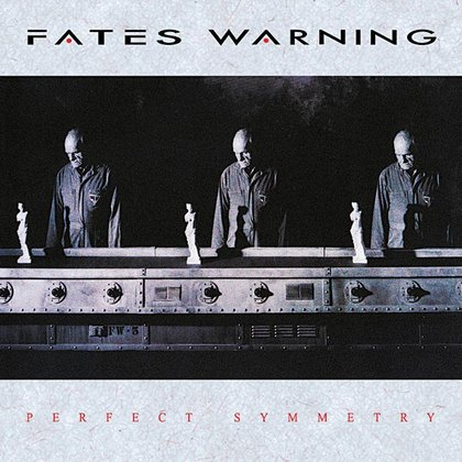 Fates Warning - Perfect Symmetry (Deluxe Ed.)