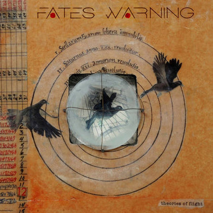 Fates Warning - Theories Of Flight (Special Edition)