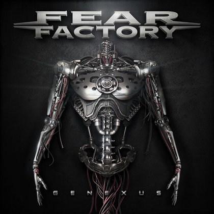 Fear Factory - Genexus (Ltd.)