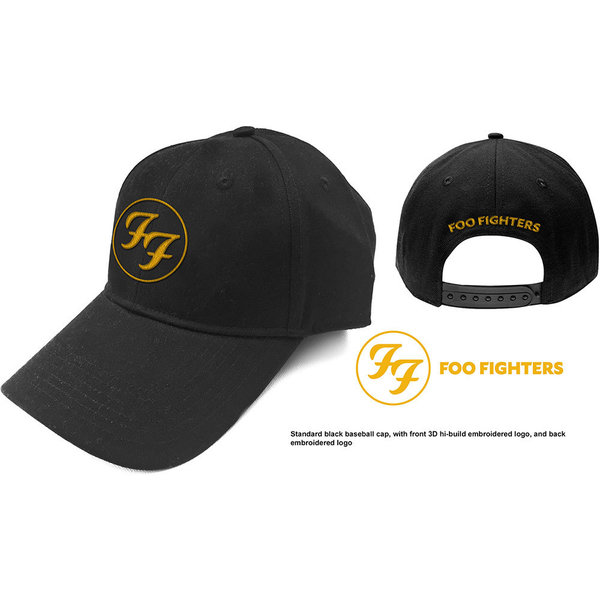 Foo Fighters - Circle Logo
