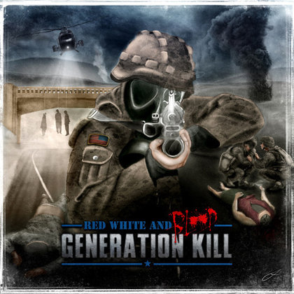 Generation Kill - Red, White & Blood (Ltd.)