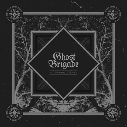 Ghost Brigade - IV - One With The Storm (Ltd.)