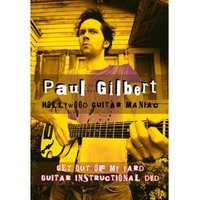 Gilbert, Paul - Get Out Of My Yard (Live DVD)