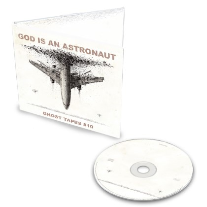 God Is An Astronaut - Ghost Tapes #10 (ETTETELLIMINE / PRE-ORDER)