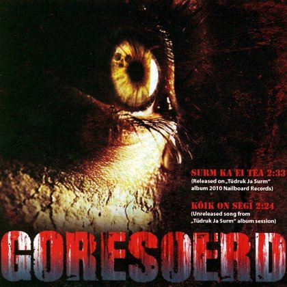 Goresoerd - Split with Tukkanuotta