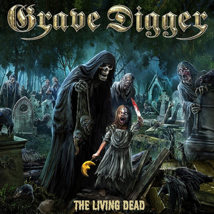 Grave Digger - The Living Dead (LAOS 01.10.)