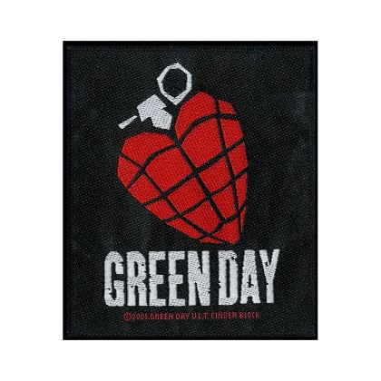 Green Day - Heart Grenade