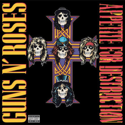 Guns N´ Roses - Appetite For Destruction (Remastered, Deluxe Edition)