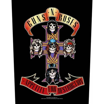 Guns N´ Roses - Appetite For Destruction