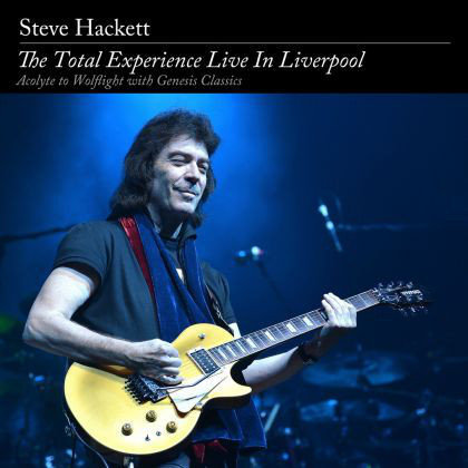 Hackett, Steve - The Total Experience: Live In Liverpool