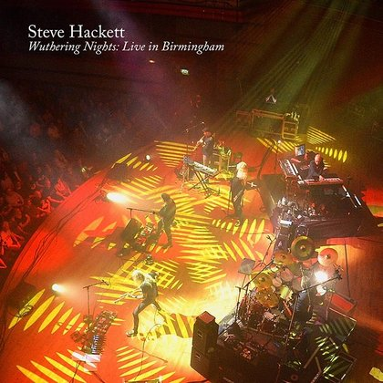Hackett, Steve - Wuthering Nights: Live in Birmingham (Special Edition)