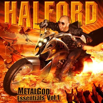 Halford - Metal God Essentials - Volume 1