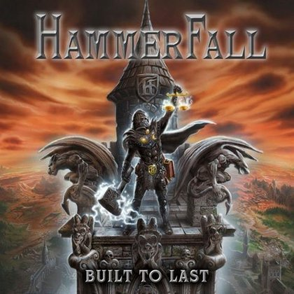 Hammerfall - Built To Last (Ltd.)