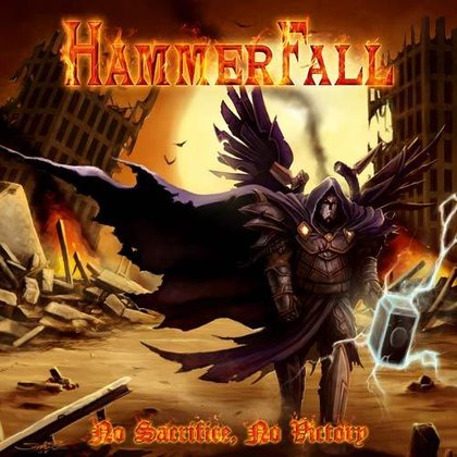 Hammerfall - No Sacrifice, No Victory (Ltd.)
