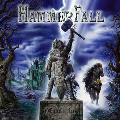 Hammerfall - (r)Evolution (Ltd.)