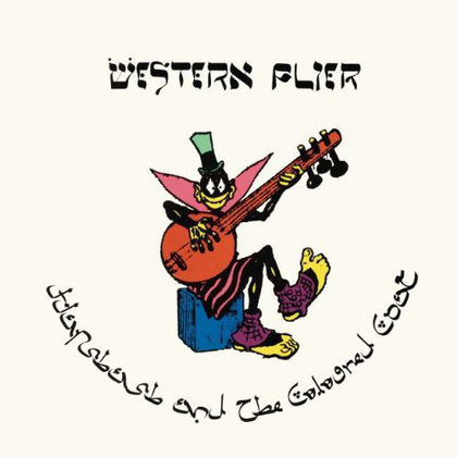 Hapshash & The Coloured Coat - Western Flier