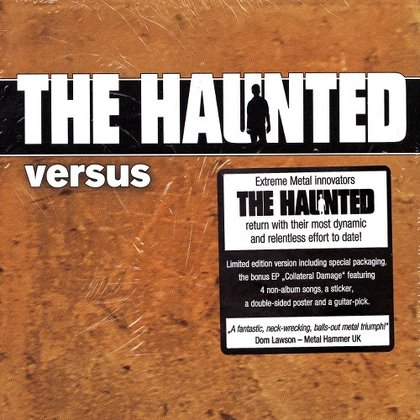 Haunted, The - Versus (Ltd.)
