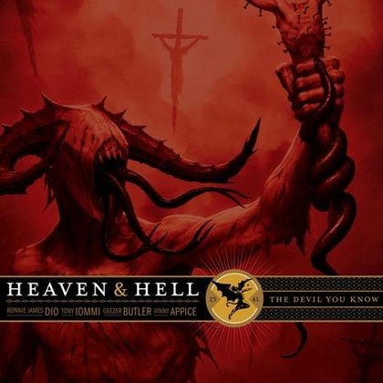 Heaven And Hell - The Devil You Know (Ltd.)