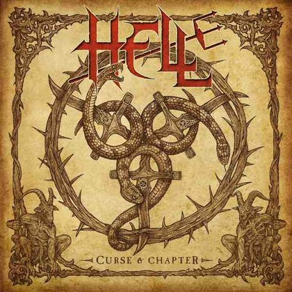 Hell - Curse and Chapter (Ltd.)