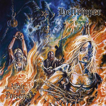 Hellripper - The Affair of the Poisons (POODI SAABUMAS 8.12)