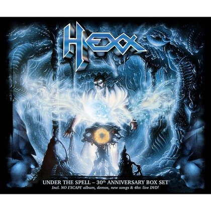 Hexx - Under The Spell / No Escape (30th Anniversary)