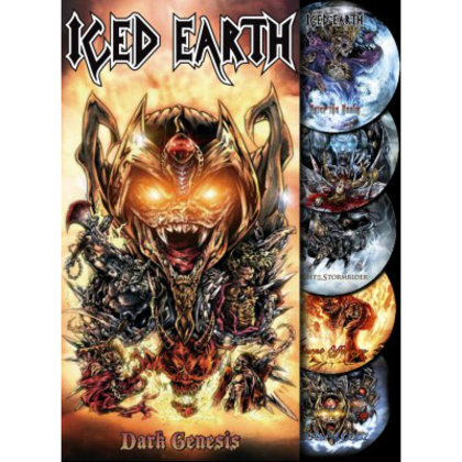 Iced Earth - Dark Genesis (Ltd.)