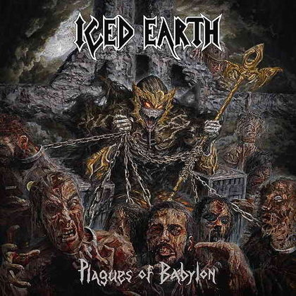 Iced Earth - Plagues Of Babylon (Ltd.)