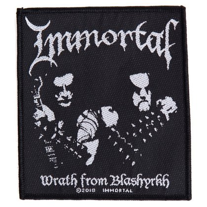 Immortal - Wrath Of Blashyrkh