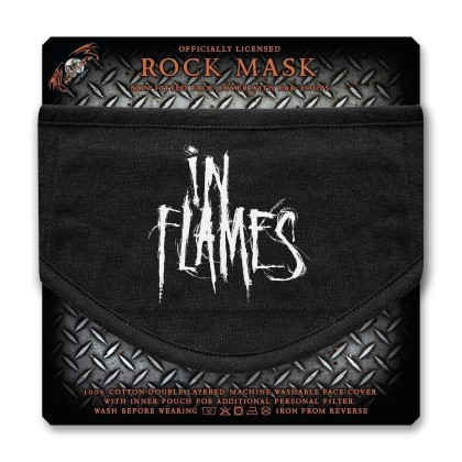 In Flames - Scratched logo