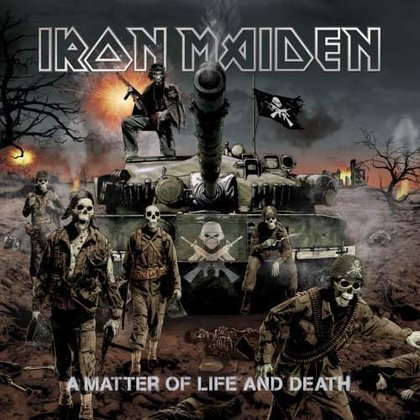 Iron Maiden - A Matter Of Life And Death (Ltd.)