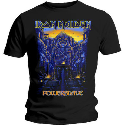 Iron Maiden - Powerslave / Dark Ink