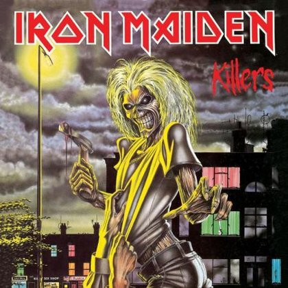 Iron Maiden - Killers (ILMUB 16.11.)