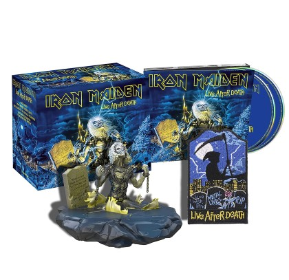 Iron Maiden - Live After Death (Limited Edition)