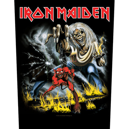 Iron Maiden - The Number Of The Beast (LAOS 15.08.)