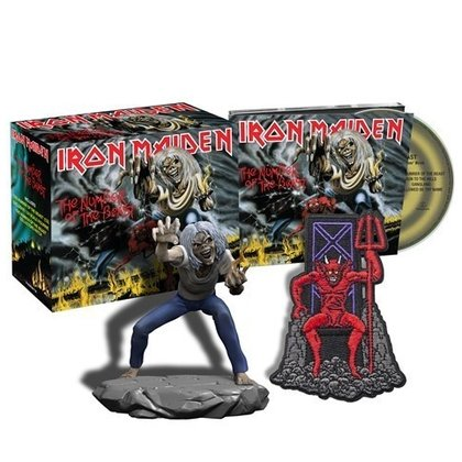 Iron Maiden - The Number Of The Beast (Limited Edition)