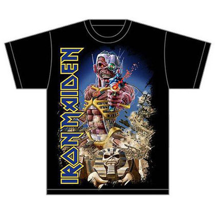 Iron Maiden - Somewhere Back In Time / Jumbo