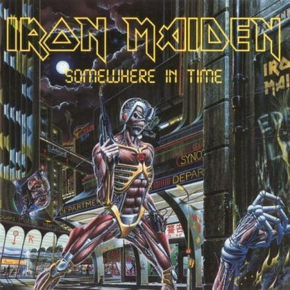 Iron Maiden - Somewhere In Time (Limited Edition)
