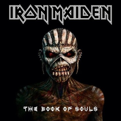 Iron Maiden - The Book Of Souls (Deluxe)