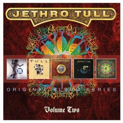 Jethro Tull - Original Album Series - Volume Two