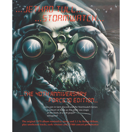 Jethro Tull - Stormwatch (40th Anniversary Force 10 Edition)