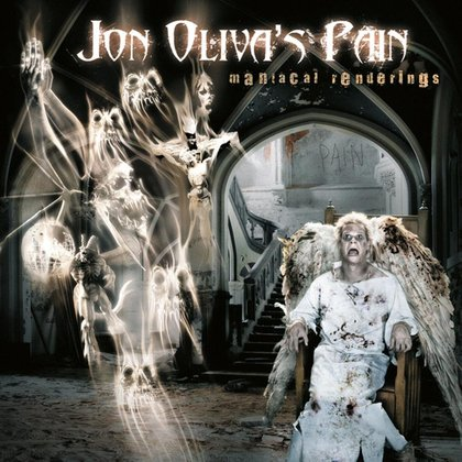 Jon Oliva´ s Pain - Maniacal Renderings (Ltd.)