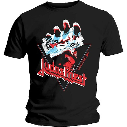 Judas Priest - British Steel Hand Triangle