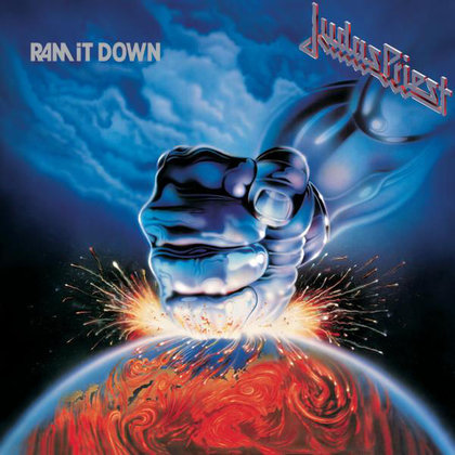 Judas Priest - Ram It Down