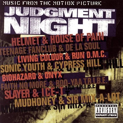 Original soundtrack - Judgment Night (Various Artists)