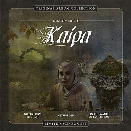 Kaipa - Original Album Collection: Discovering Kaipa