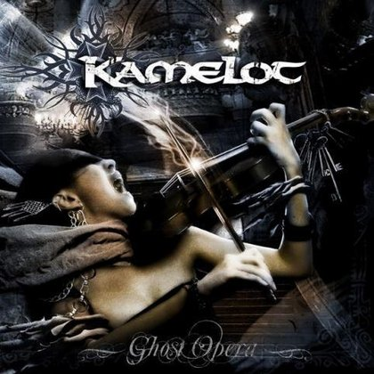 Kamelot - Ghost Opera - The Second Coming (Ltd.)