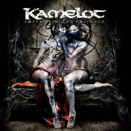 Kamelot - Poetry for the Poisoned (Ltd.)
